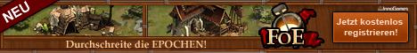 Forge of Empires jetzt kostenlos spielen!