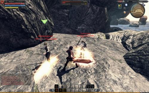 Screenshot von RaiderZ
