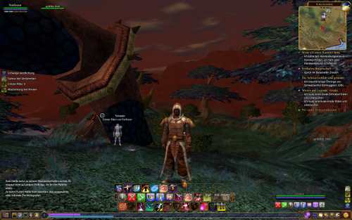 Everquest 2 Gameplay-Screenshot