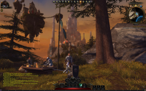 Screenshot aus Neverwinter