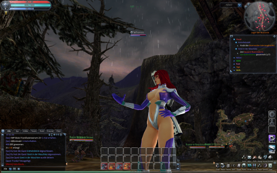 Scarlet Blade Gameplay Screenshot