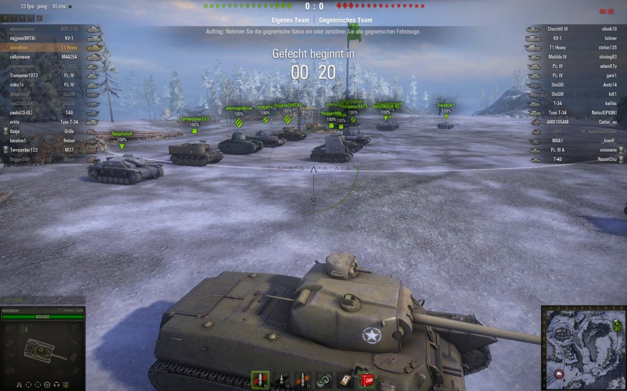 spiele mit panzer
