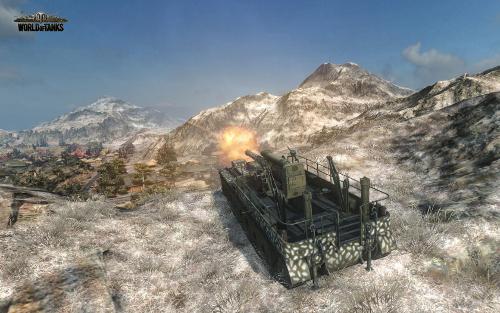 Screenshot vom World of Tanks Update 8.6 #2