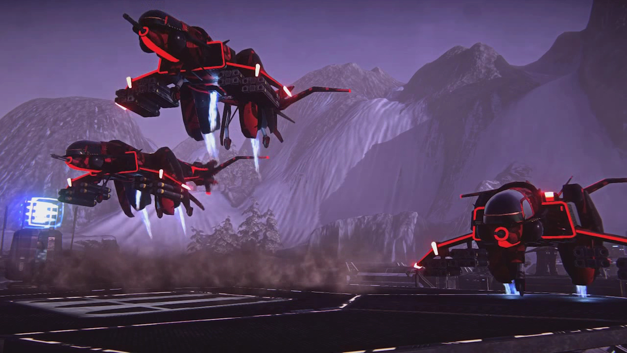 Preview-Video zum Battle-Island Modus von PlanetSide 2