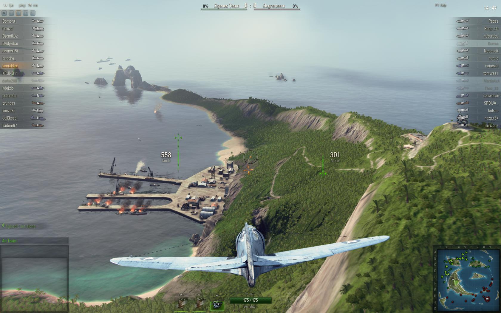 Flugzeugspiel Online