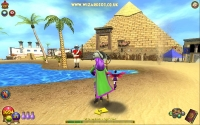 Wizard 101 - Screenshot
