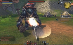 RaiderZ Screenshot - Hack'n Slay Action #2