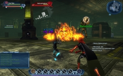 DC Universe™ Online Screenshot - Actionszene #3