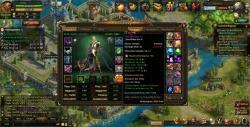 Demon Slayer Screenshot - Ausrüstungsgegenstände & Inventar