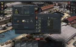 Navy Field 2 Screenshot - Offiziere / Offiziersinformationen