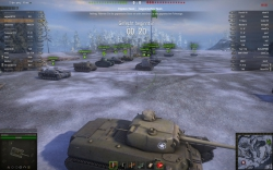 World of Tanks Screenshot - Spiel mit Panzer - MMORTS Action #1