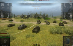 World of Tanks Screenshot - Spiel mit Panzer - MMORTS Action #3