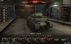World of Tanks - Panzerdepot vom Gratisspieler