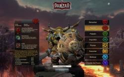 Panzar Screenshot / Charaktererstellung - Panzer