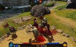 Panzar Screenshot / Gameplay, InGame Action #1