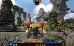 Panzar Screenshot / Gameplay, InGame Action #2 (mit Kanonier)