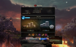 Panzar Screenshot - Belohnung nach einer PvP Schlacht