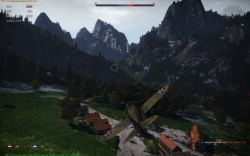 War Thunder - Gameplay Action-Screenshot #3