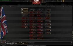 War Thunder Screenshot - Britische Flugzeuge