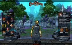 Everquest 2 Screenshot - Charaktererstellung #1