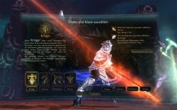 Maestia Online Screenshot - Charakter-Erstellung