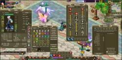 Crystal Saga - Screenshot