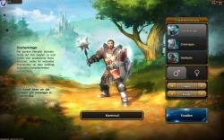 Drakensang Online deutscher Gameplay Screenshot #1