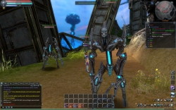 Gameplay-Screenshot aus Scarlet Blade #6