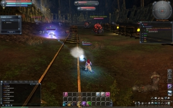 Gameplay-Screenshot aus Scarlet Blade #7