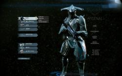 Warframe - Informative Screenshots: Charakter und Ausrüstung