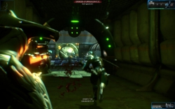 Gameplay-Screenshot aus Warframe #1