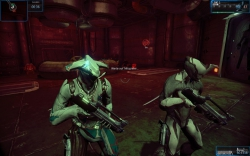 Gameplay-Screenshot aus Warframe #2
