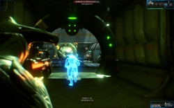 Gameplay-Screenshot aus Warframe #3