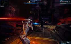 Gameplay-Screenshot aus Warframe #4