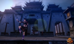 Age of Wulin Screenshot: Tai Chi
