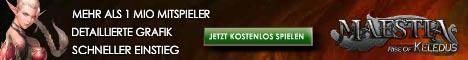 """Link zum """"Maestia Online"""" Test"""